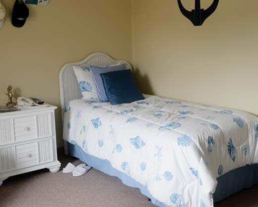 Single suite bed
